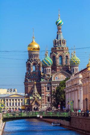 savior: The Church of the Savior on Spilled Blood, Saint Petersburg, Russia