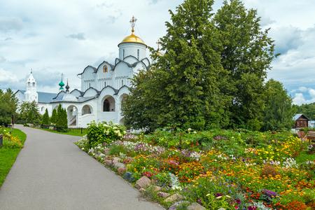 Pokrovsky Monastery, Convent of the Intercession, Suzdal, Russia