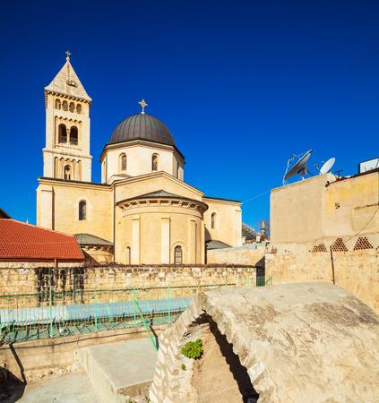 Lutheran Church of the Redeemer (1893-1898), Jerusalem