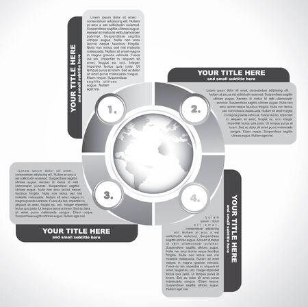 Cross World Diagram