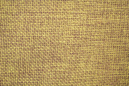 Beautiful background of natural handmade linen fabric Archivio Fotografico