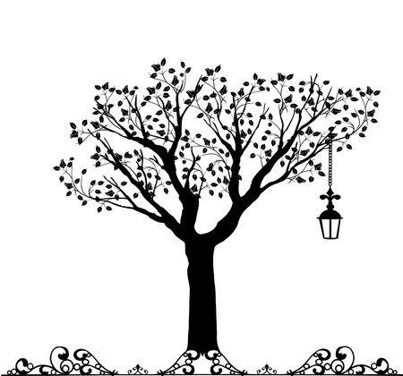 Vector image of Antique ornament Illustration