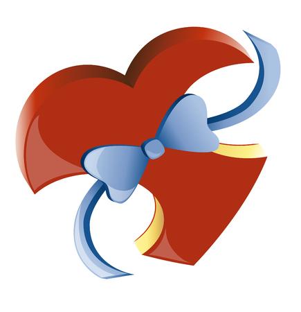 Vector image heart