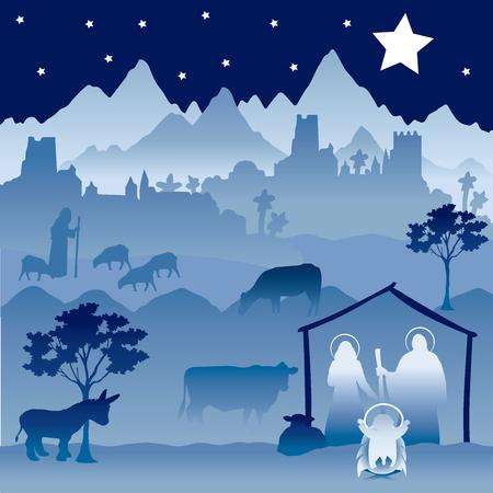 Christmas Nativity version 1