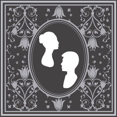 design element wedding flourishes