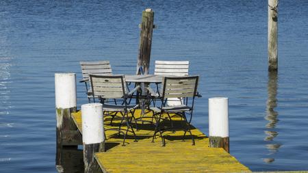 湖の眺め 写真素材 - 52918450