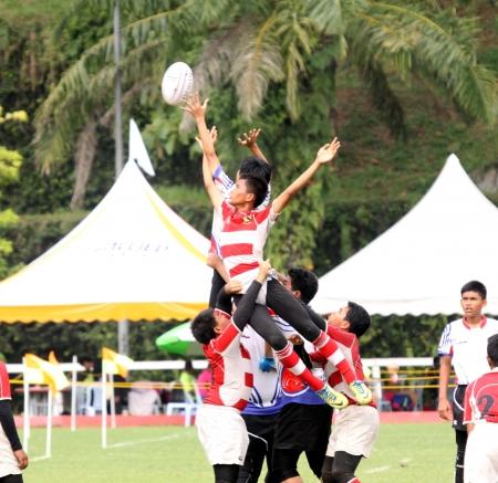 bukit: Rugby competition STAR at Bukit Kiara