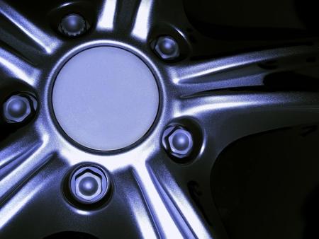 aluminum wheels: ruedas