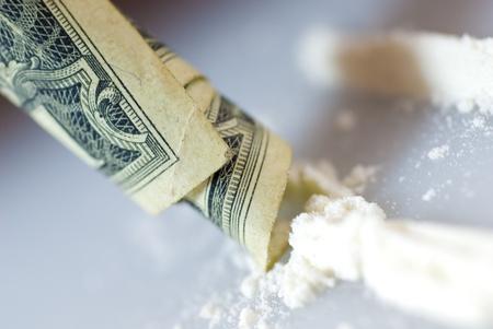 junky: drugs Stock Photo