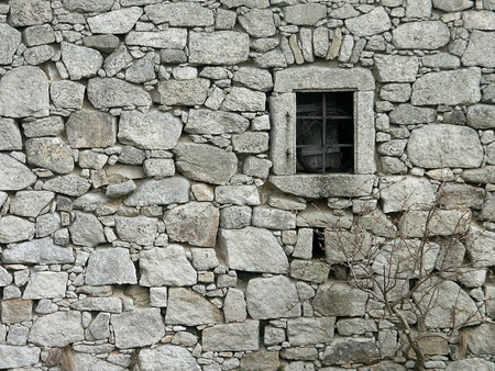 House wall