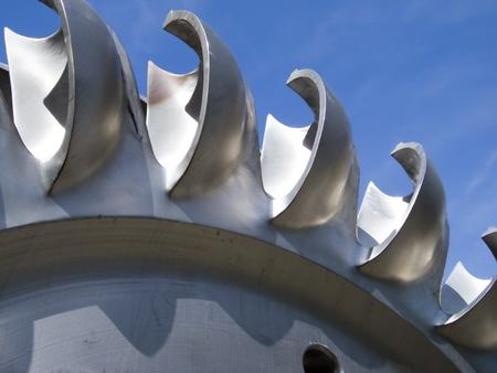 pelton turbine Stock Photo - 10759916