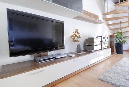 equipo de sonido: sala de estar