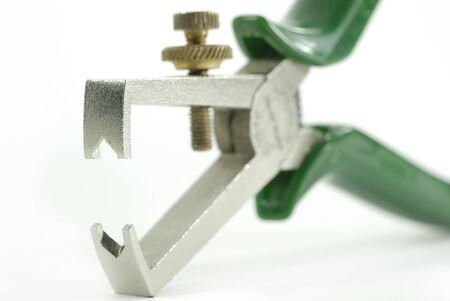 skinning: wire end stripper