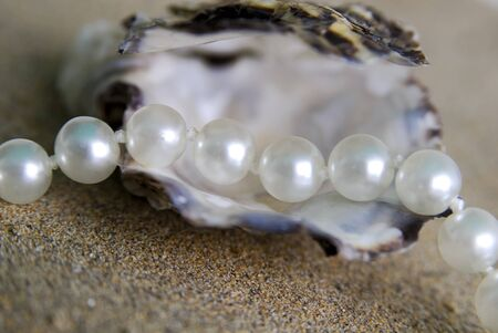 pearl necklace Stock Photo - 10848140
