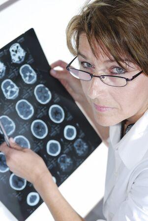 haemorrhage: doctor