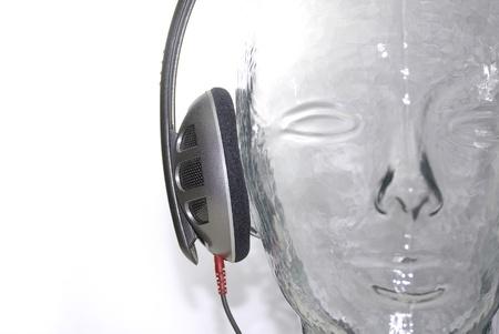 headphone Stock Photo - 10873509