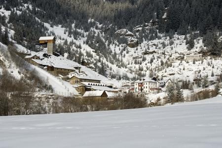 h�tte schnee: Schneeberg 09