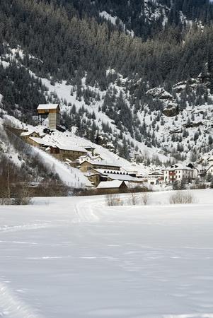 h�tte schnee: Schneeberg 14
