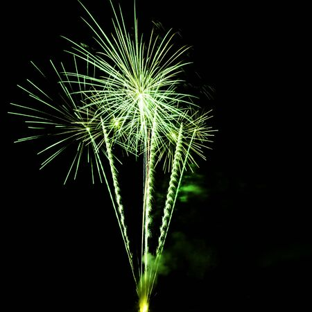 guy fawkes night: Fuochi d'artificio Bonfire Notte a Londra