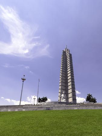 José Martí Memorial - Revolution Square (La Plaza de la Revolución), Havana, Cuba