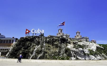 Hill of Cuba at Melecon, Havana, Cuba