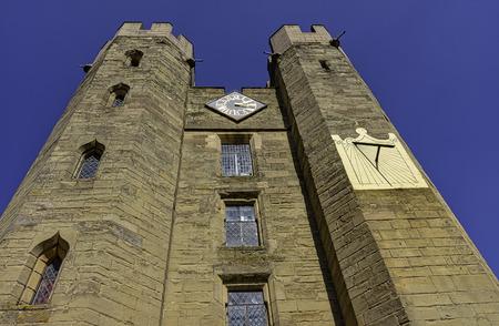 Warwick Castle - Gatehouse in Warwick, UK
