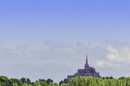 Le Mont Saint Michel - Normandy, France Editorial