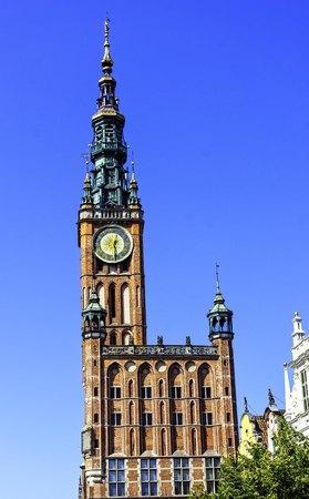 Historical Museum of the City of Gdansk in Main Town Hall - Gdansk, Tricity, Pomerania, Poland