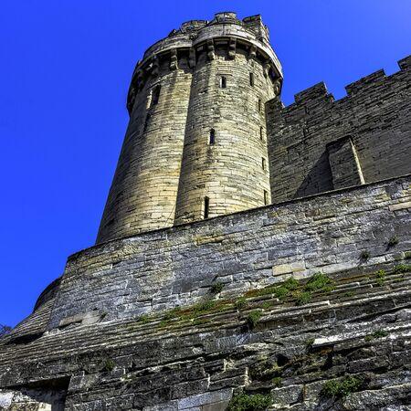 Warwick Castle - Caesars Tower in Warwick