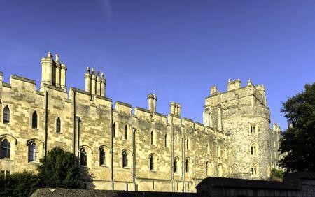 Windsor Castle, Windsor, United Kingdom Editorial