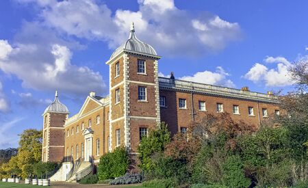 Osterley Park House in Osterley, Isleworth, London, UK