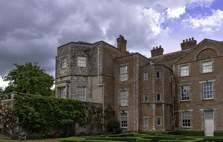 Mottisfont Abbey - a historical priory and country estate in Mottisfont, Hampshire, United Kingdom
