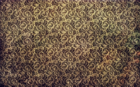 victorian wallpaper: dirty victorian floral wallpaper texture Stock Photo