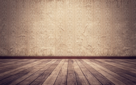 Old Grunge vintage interior background