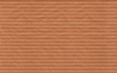 ribbed: Brown blank cardboard texture