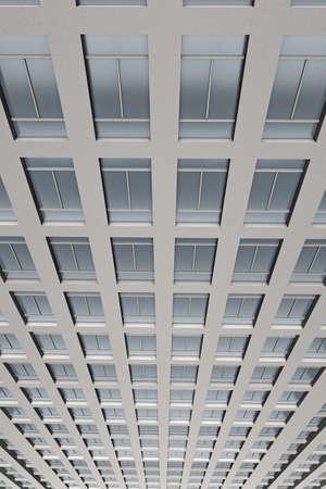 skyscraper perspective background photo