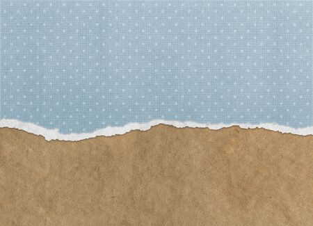 no edges: Old vintage torn paper texture background