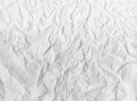 reciclaje papel: Viejo fondo de la textura de papel arrugado