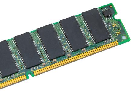 computer memory: micro chip computer memory