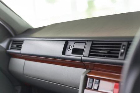 key hole: retro console car key hole drawer