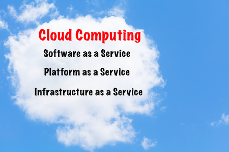 virtualization: cloud computing. Information technology network infrastructure virtualization concept.