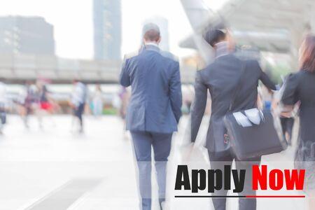 resource: blur motion professional businessmen, XXX, human resource concept