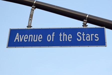 Avenue of the Stars photo