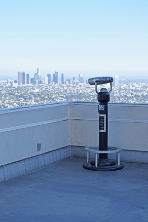 observatory: Griffith Observatory