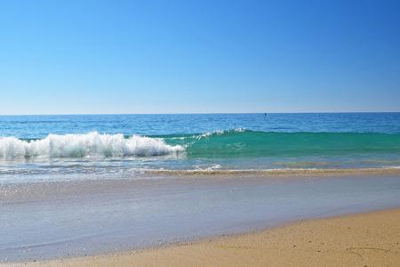 Waves Laguna Beach Banque d'images - 33248806
