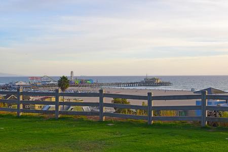 Santa Monica Reklamní fotografie