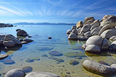 sand harbor: Sand Harbor, Lake Tahoe