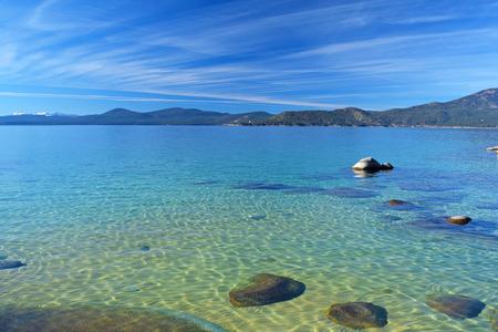 tahoe: Sand Harbor, Lake Tahoe