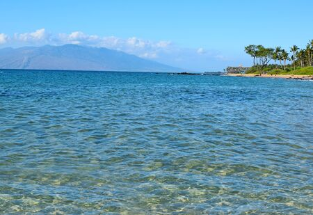 Crystal Clear Maui Water
