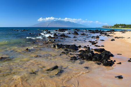 Maui Beach Reklamní fotografie